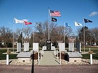 Freeman, South Dakota Vets Memorial.jpg