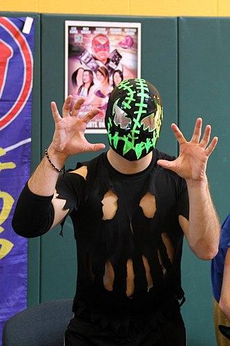 Frightmare (wrestler) - Frightmare in September 2012