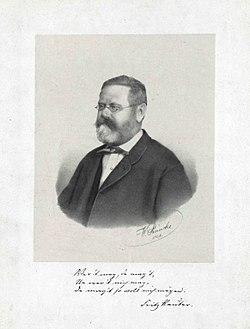 Fritz Reuter (Source: Wikimedia)