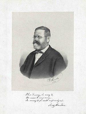Fritz Reuter - Fritz Reuter