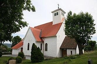 Lier, Norway - Frogner Kirke