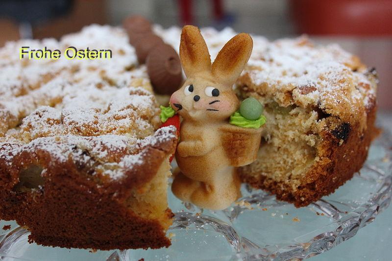 File:Frohe Ostern gruss Kuchen.jpg