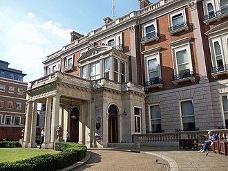 Wallace Collection - Image: Front entrance to the Wallace Collection, Manchester Square geograph.org.uk 1600012