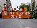 Front of the Seebrücke demonstration Berlin 06-07-2019 38.jpg