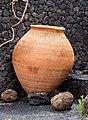 Fundación César Manrique - Clay vase.jpg