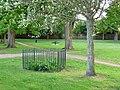 Fundamental Bench Mark Dorchester - geograph.org.uk - 1311393.jpg