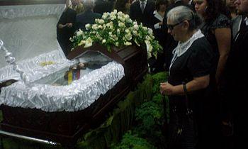 Funeral de Rafael Caldera 1