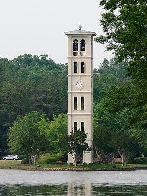 Upstate South Carolina - Furman University Belltower