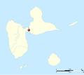 Géolocalisation du pont de la Gabarre en Guadeloupe.png