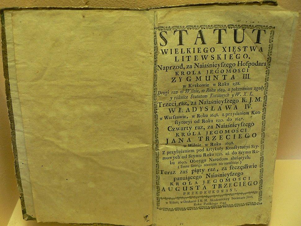 GDL Statute