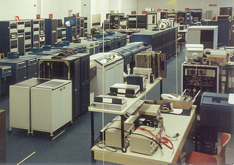 GEC Computers - GEC 4000 series computers, GEC Computers' Dunstable Development Centre, 1979 - 1991
