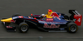 Carlos Sainz Jr. - Sainz competing for MW Arden during the 2013 GP3 Series, at Spa-Francorchamps.