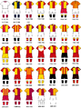 Galatasaray Kit History.png