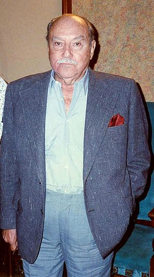 Gale Gordon - Gordon in 1988