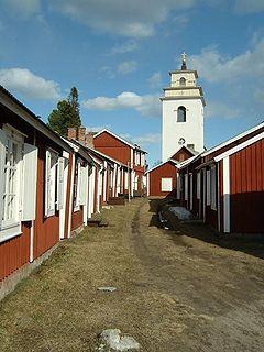 Gammelstads kirke