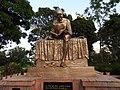 Gandhi statue-2-gandhi park-port blair-andaman-India.jpg