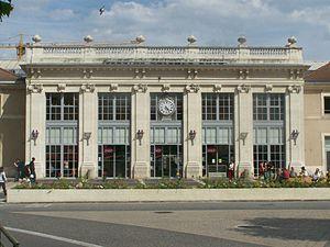 Gare de Valence-Ville - Gare de Valence-Ville