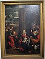 Garofalo (bottega), adorazione dei magi, 1540-50 ca., Q74.JPG