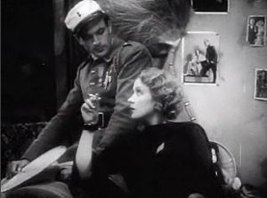 Morocco (film) - Gary Cooper and Marlene Dietrich
