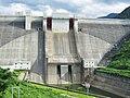 Gassan Dam spillway.jpg