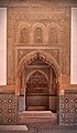 Gates, stuccos and tombs of Saadian Tombs, Morocco (1).jpg