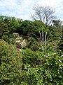 Gazebo and quarry, Coleton Fishacre - geograph.org.uk - 817365.jpg
