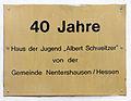 Gedenktafel Am Eichgarten 14 (Stegl) Haus der Jugend.jpg