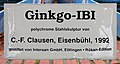 Gedenktafel Bonhoefferweg (Mitte) Ginkgo-IBI&Claus-Frenz Claussen&1992.jpg