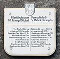 Gedenktafel Säbenertorgasse (Brixen) Pfarrkirche Michael.jpg