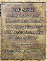 Gedenktafel Strelitzer Str 18 Kurt Klinke.JPG