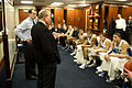 Gen. Martin E. Dempsey addresses the Duke basketball team.jpg