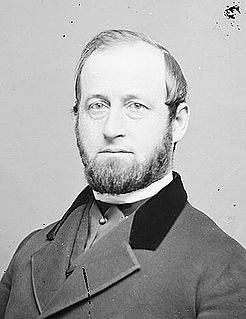 Anson Stager Americal Civil War Union Army general and telegraph communications pioneer
