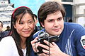 Genevieve Doang and Thomas Guitard 20080601 Epitanime 2.jpg