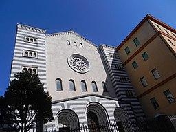 Genova Sampierdarena chiesa San Gaetano