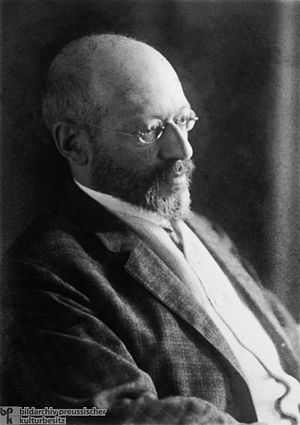 Georg Simmel - Simmel in 1914