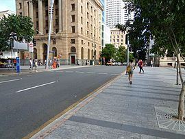 George Street from Queen Street intersection, Brisbane, Australia.jpg