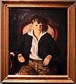George wesley bellows, ritratto di ragazzo, 1921.jpg