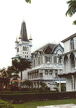 Georgetown City Hall, Georgetown, Guyana.jpg