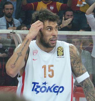 Georgios Printezis - Printezis with Olympiacos