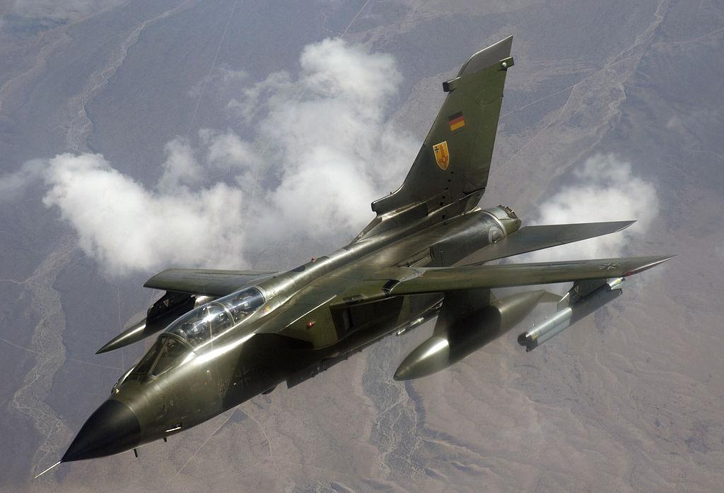Tornado IDS der deutschen Luftwaffe. Bild: wikimedia.org/PD/Kevin J. Gruenwald
