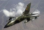 German Panavia Tornado