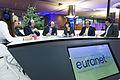 German part - Citizens' Corner- Live-Debatte zum Klima Gipfel in Paris COP21 (23487207265).jpg