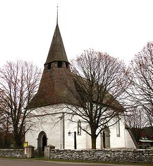 Gerum Church - Image: Gerum kyrka Gotland