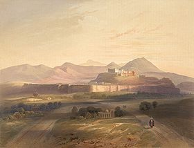 Ghazni City during 1839-42.jpg