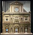 Gherardo silvani, modello per la nuova facciata del duomo di firenze, 1635-36, 01.JPG