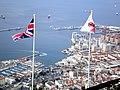 Gibraltar vista desde el mirador del peñón. - panoramio.jpg