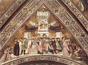 Franciscan Allegories: Allegory of Chastity