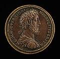 Giovanni da Cavino, Commodus, Emperor, reigned A.D. 177-192 (obverse), NGA 45056.jpg