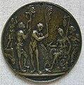 Giovanni di fondulino fonduli, trionfo della prudenza, 1467-68 circa.JPG