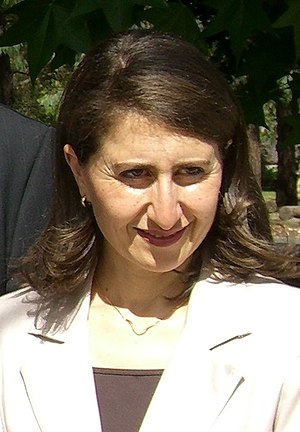 Premier of New South Wales - Image: Gladys Berejiklian